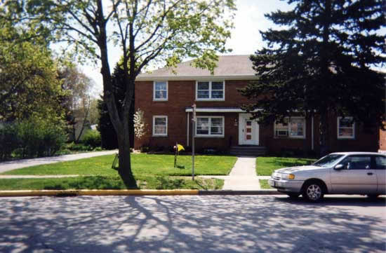 Cedarburg Wisconsin apartment for rent
